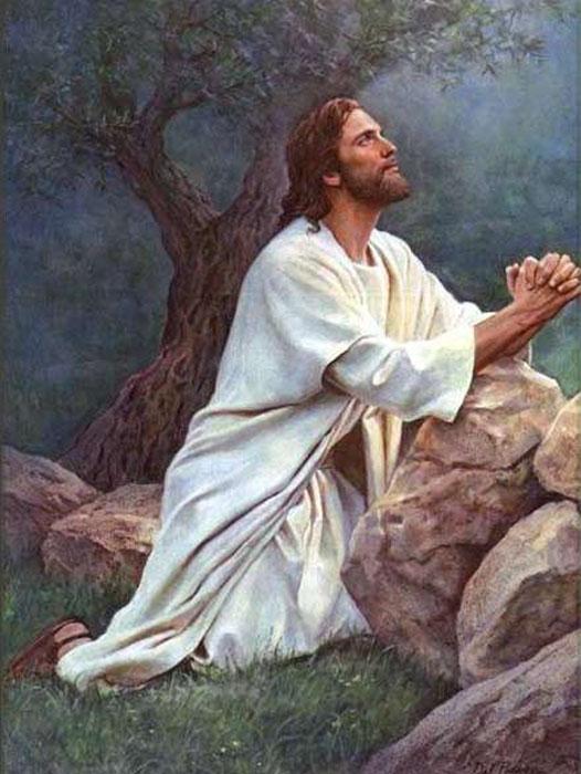 Jesus-en-el-huerto-de-los-olivos