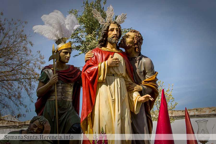 Viernes Santo procesión de los Siete Santos