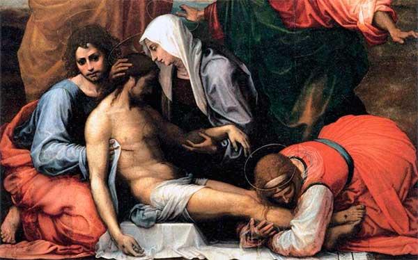 Fra-Bartolomeo-Lamentation