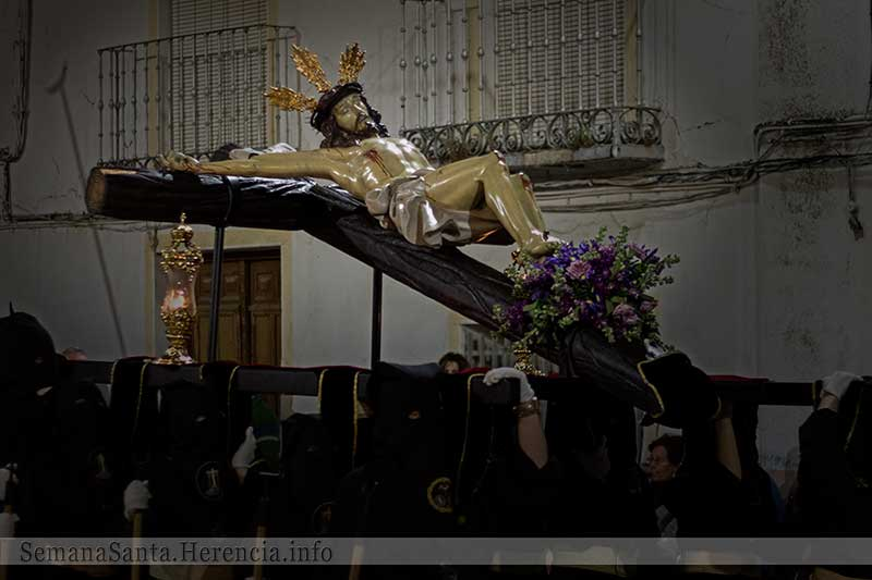 Viernes Santo  Procesion del Santo Entierro