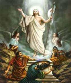 Jesús resucita