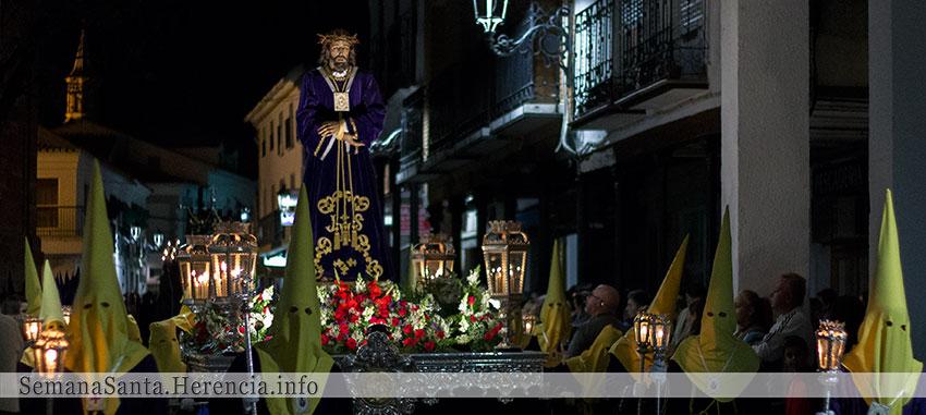 Semana Santa -Jueves Santo – Procesión del Silencio