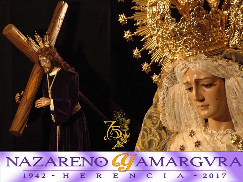 N.P. Jesús Nazareno y M.S. de la Amargura de Herencia