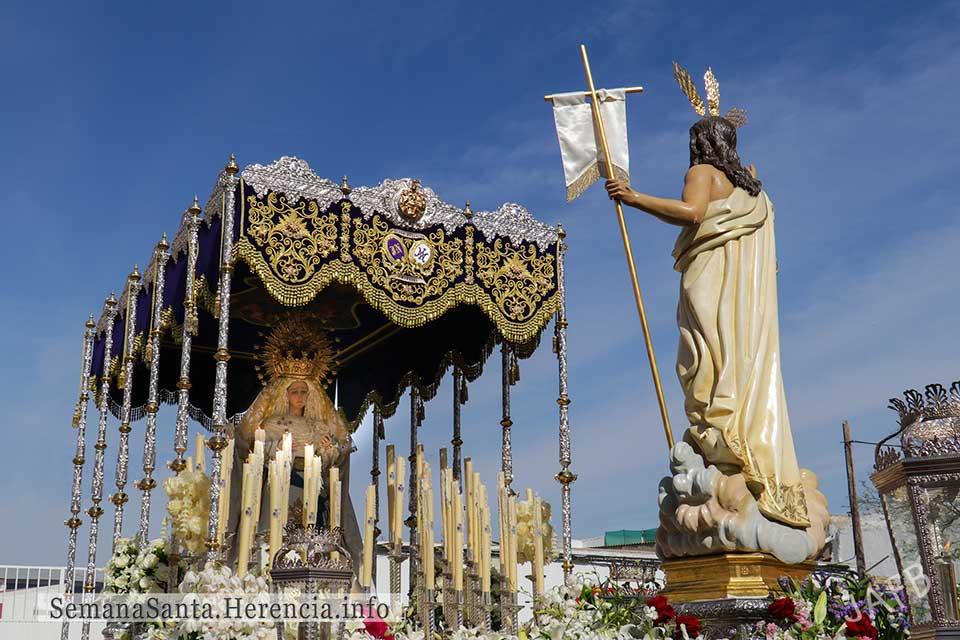 Domingo de Resurrección - Herencia 2017