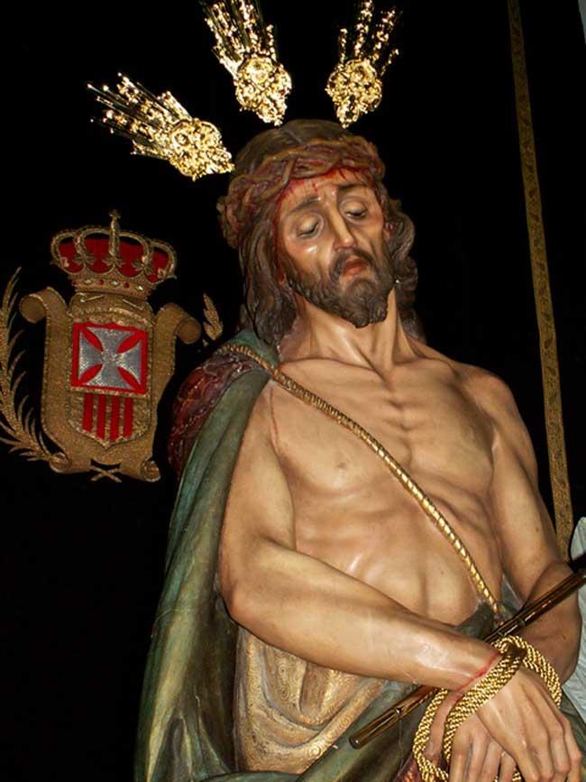 Cristo del Consuelo de Herencia